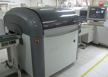 impresora de pasta de soldadura automática