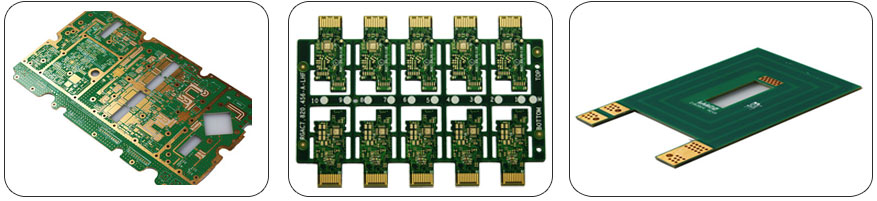 PCB manufacturing boards