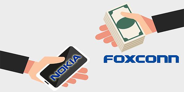 Foxconn, Nokia