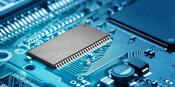 Semiconductor Chip Made