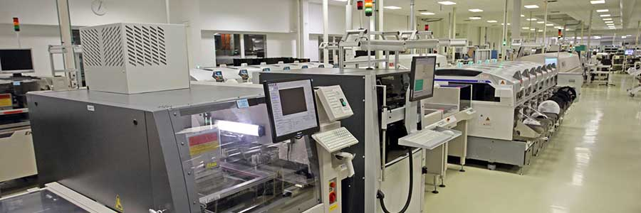 PCB Processing Factory