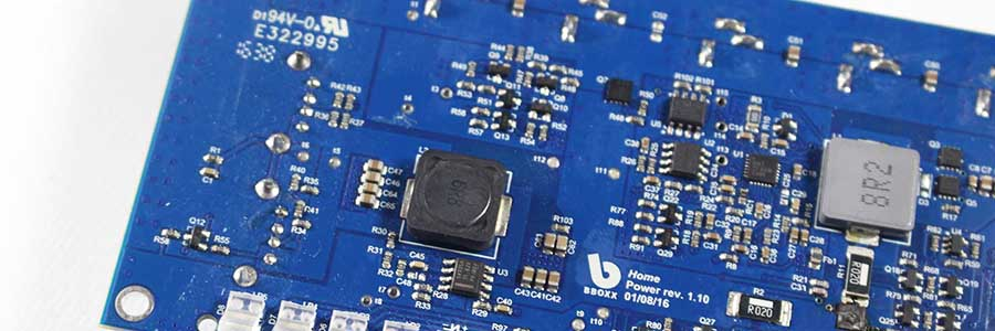 SMD Superficial componentes