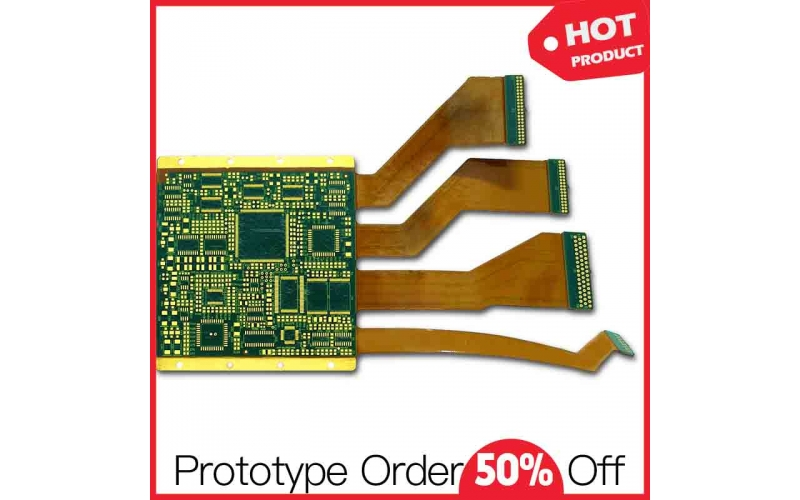 Rigid-Flex PCB Fabrication and Assembly