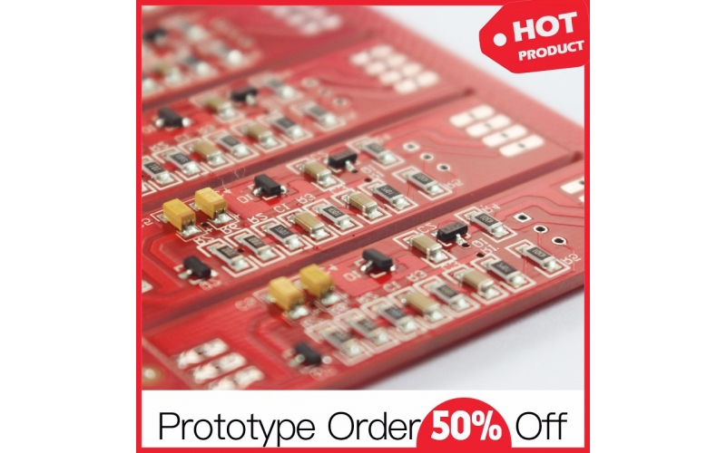 Infrared Bathroom Heater PCB Assembly