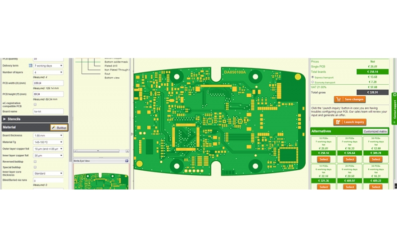 How to do DFM check of PCB fabrication and assembly?