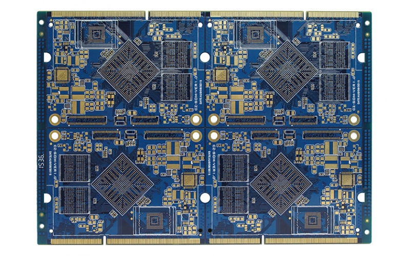 8 Layers HDI Circuit Board for SSD