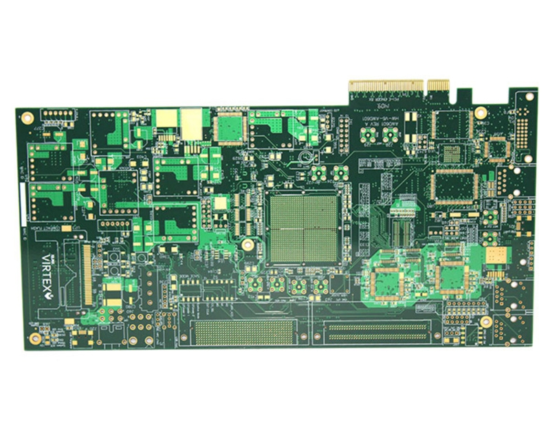 10 Layers High Tg Golden Finger PCB